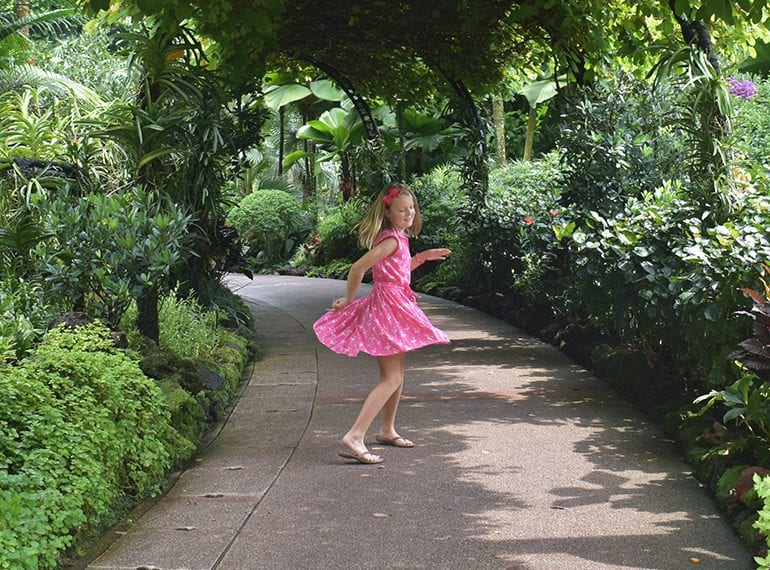 Guide to the Best Family Day in the Singapore Botanic Gardens