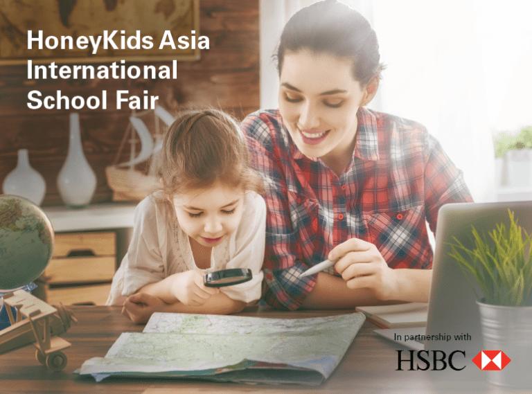 Video: Honeykids Asia International School Fair In Partnership with HSBC in Singapore