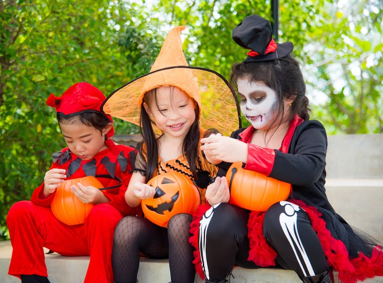 our guide to family friendly trick or treating in singapore