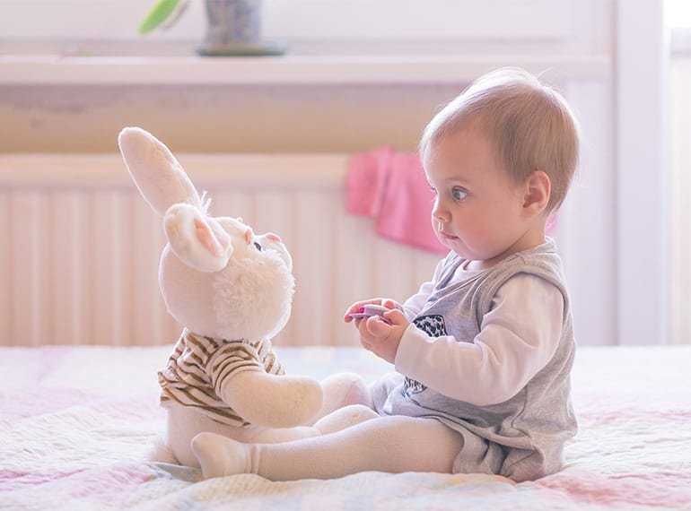 6 things you can do to help your baby develop language skills