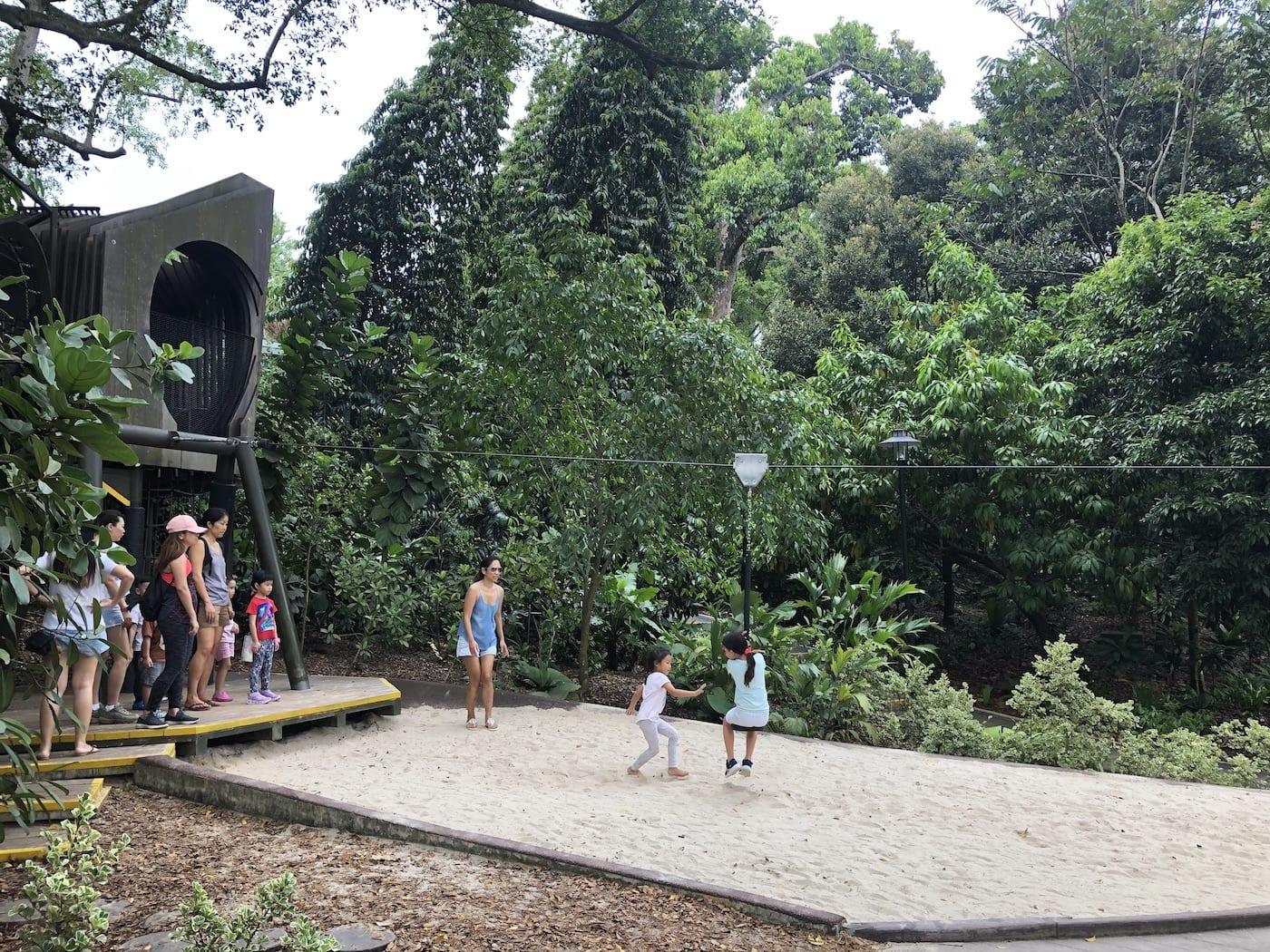 jacob ballas singapore botanic gardens with kids