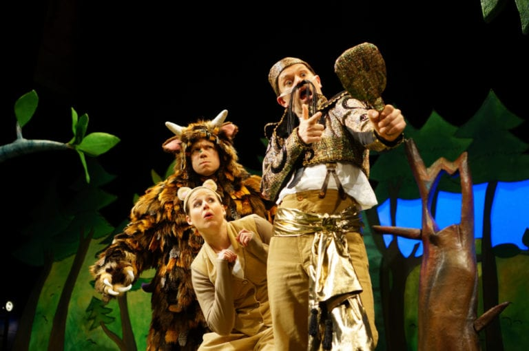 How to take your kids to the theatre plus win KidsFest tickets!