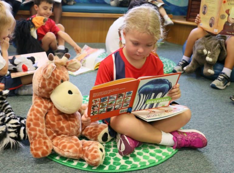 Honeykids Asia Tanglin Trust Reading
