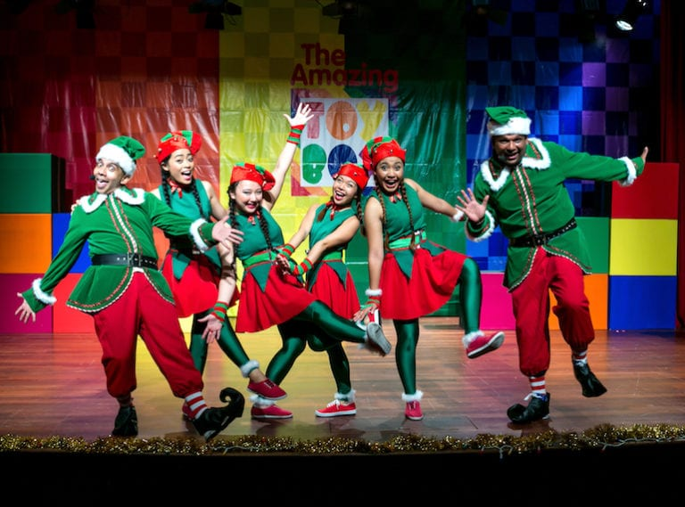 Performances for kids: The Amazing ToyBox Year End Show 2017