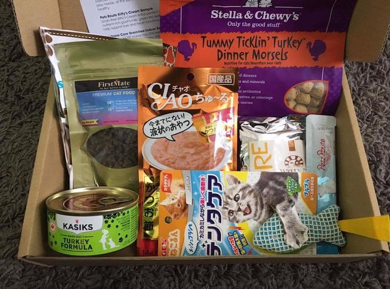 MaoBox | subscription boxes for pets