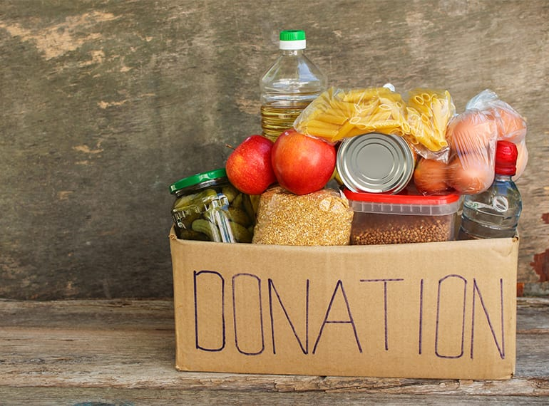 Food Bank and Food Waste
