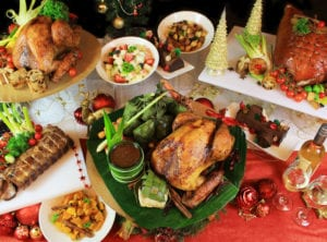 Christmas-Buffet Hotel Fort Canning