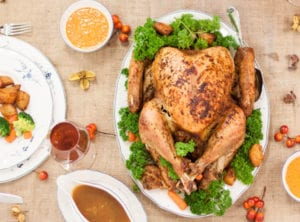 Where to buy turkey and all its trimmings for Xmas in Singapore