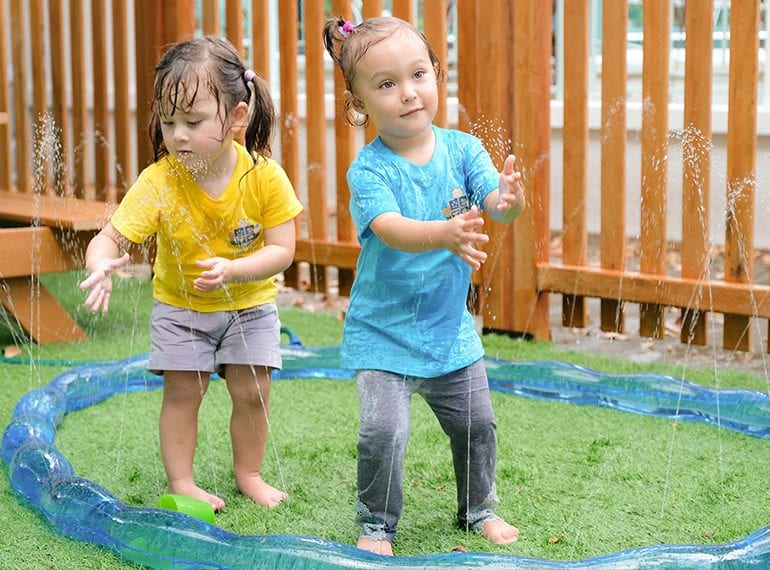 Little Tykes, a new preschool by Integrated International School
