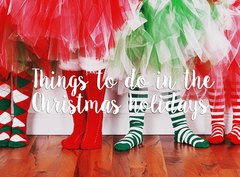 Things to do with kids in the Christmas school holidays in Singapore