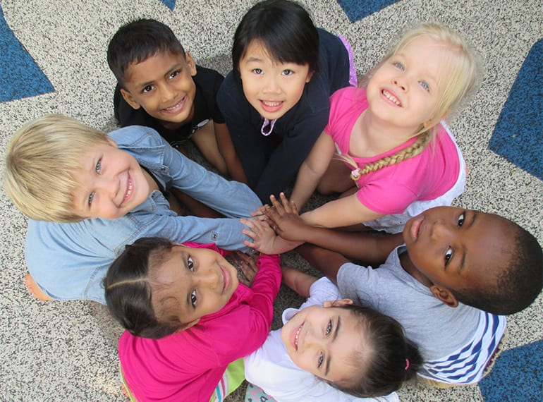 Singapore preschools: Cultural diversity and independent learning at White Lodge Kindergarten