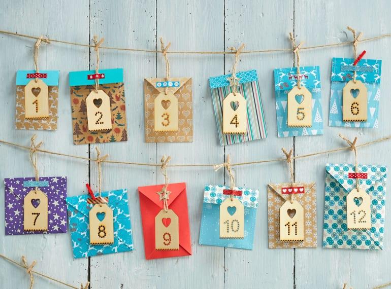 hobbycraft-1 advent calendar