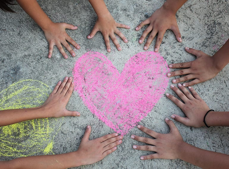 Random acts of kindness for kids and families: World Kindness Day 2019