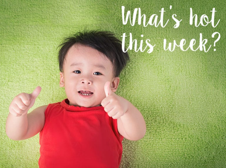 What's on in Singapore this week for kids? 8 October 2018