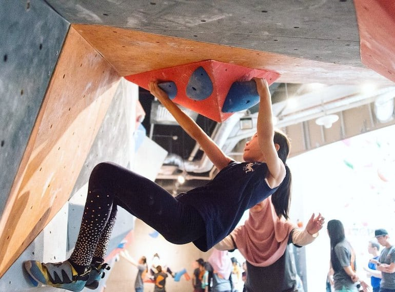 Best party venues for kids in Singapore: Climb Central