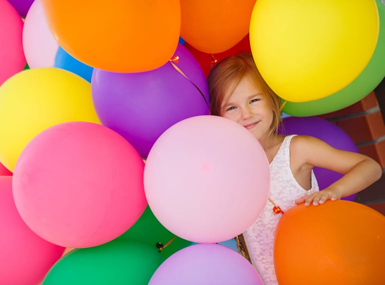 Birthday party ideas that pack a punch!
