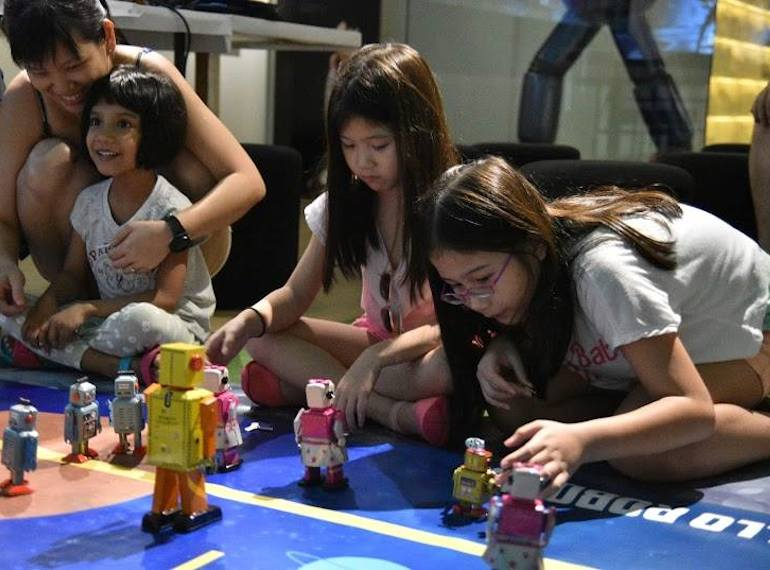 Best party venues for kids in Singapore: Mint Museum of Toys