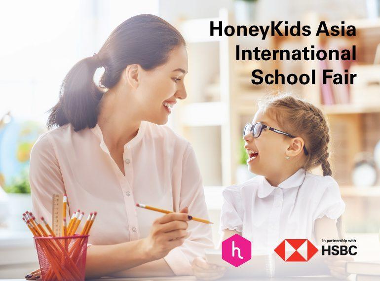 Choosing a school in Singapore? The HoneyKids Asia International School Fair is back!