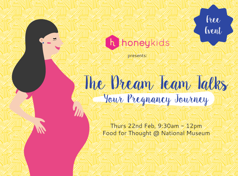 Honeykids Dream Team Talks Singapore