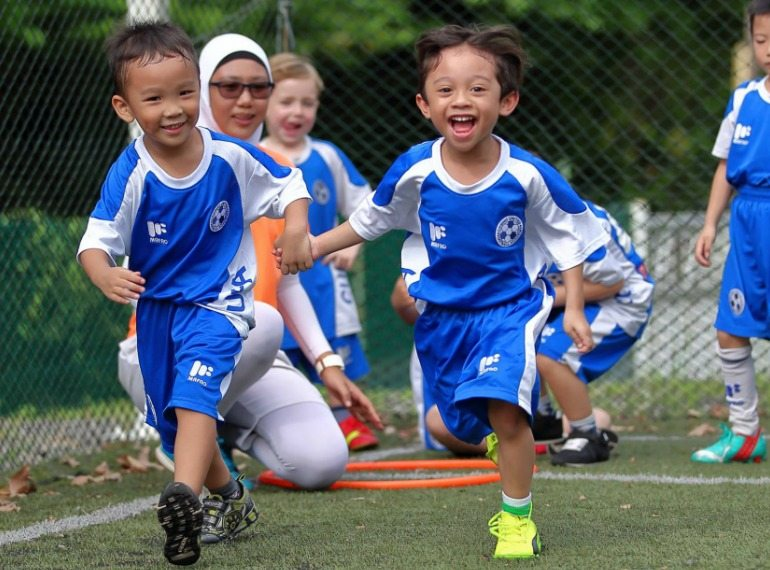 CUFA soccer camp: Learn to bend it like Beckham