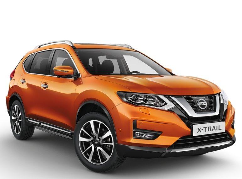 Nissan-X-Trail Family-friendly cars 2018 Honeykids Asia Singapore