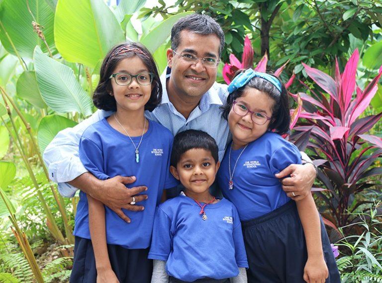 Parent testimonial: One World International School, Nanyang Campus