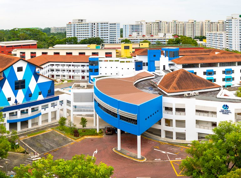 OWIS Jurong West campus Schools on the Move Honeykids Asia Singapore