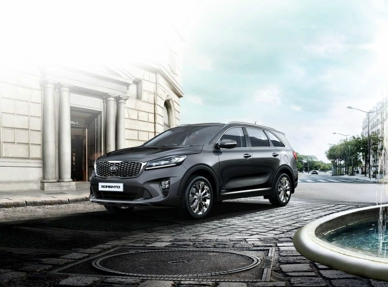 Kia Sorento Family-friendly cars 2018 Honeykids Asia Singapore