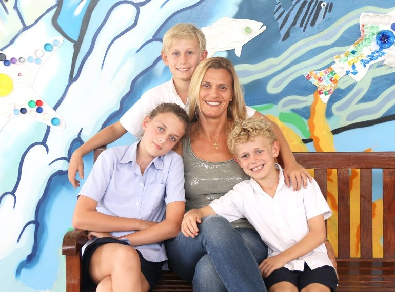 Parent review of Tanglin Trust School, Singapore – Kerry Allen shares her testimonial