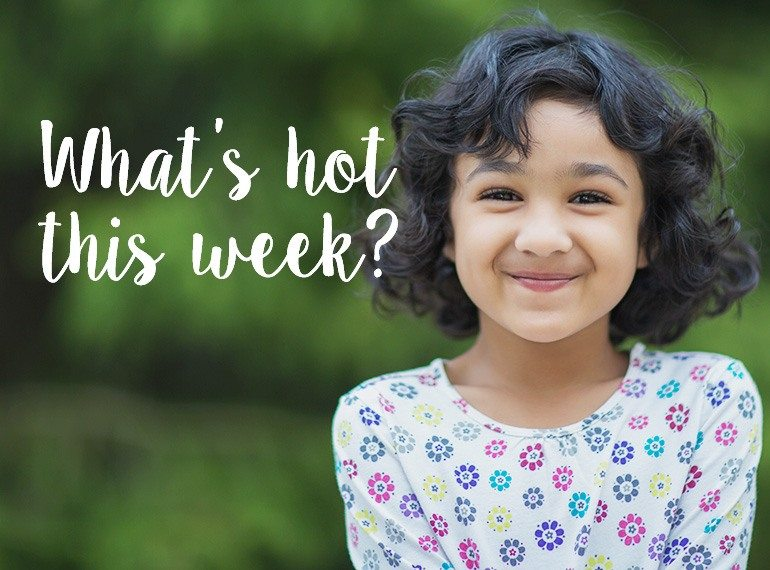 What's on for kids in Singapore this week? 3 June 2019