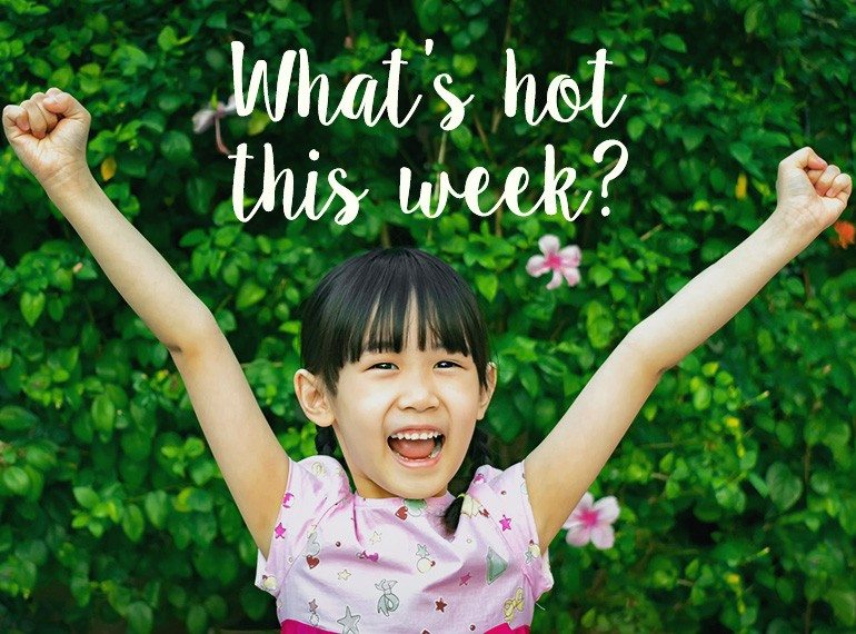 What's on for kids in Singapore this week? 8 July 2019