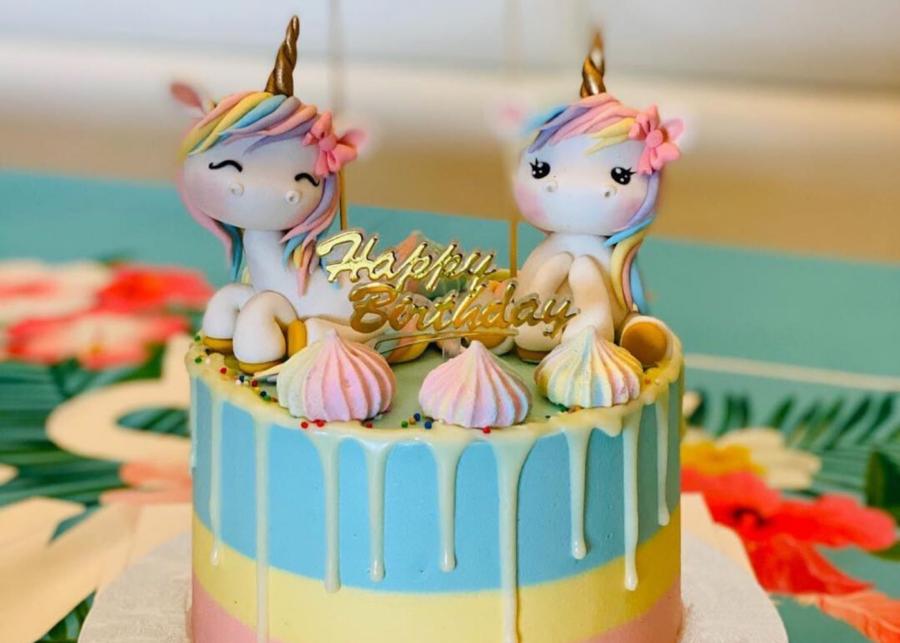 Corine & Cake | unicorn birthday cakes | Best birthday cakes for kids in Singapore