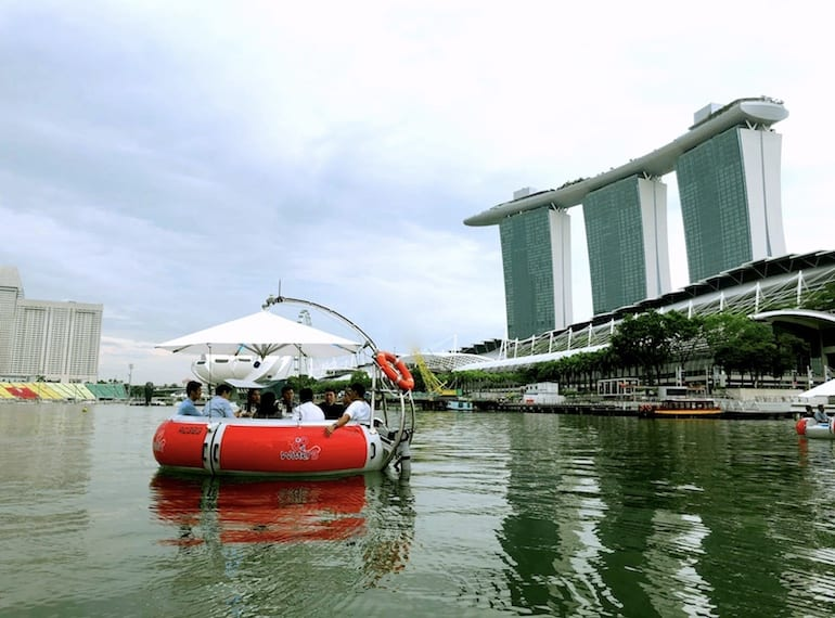 Floating Donut Company | Top ideas for a night of romance | Honeykids Asia Singapore