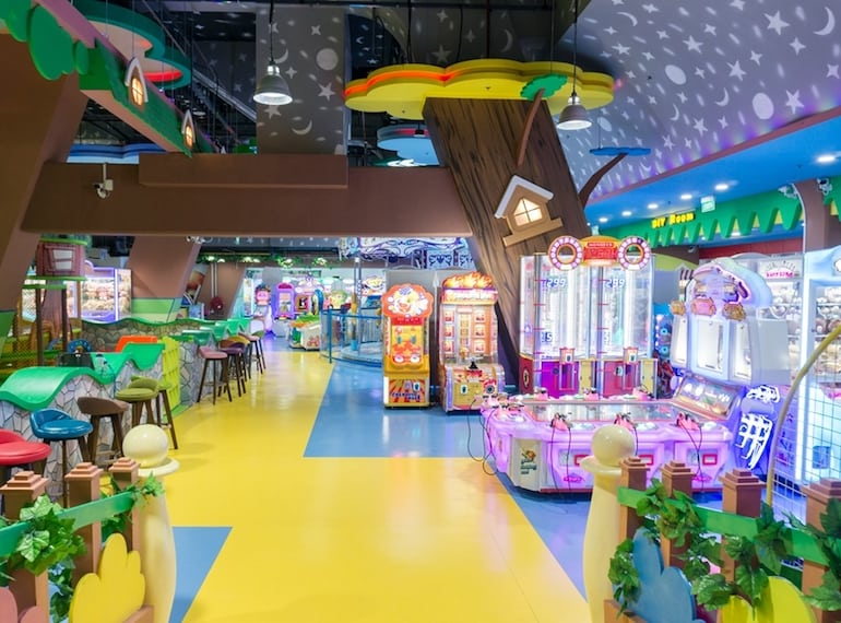 kidzland Indoor play centres for kids Honeykids Asia Singapore