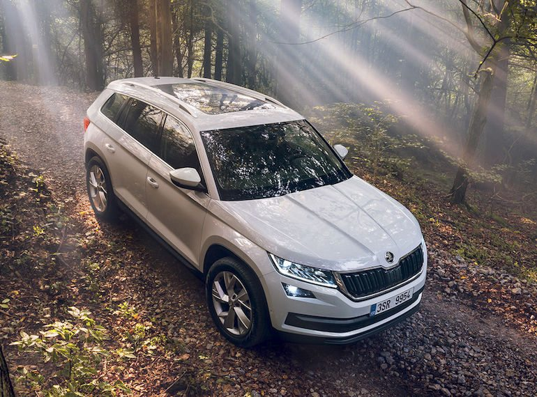skoda-kodiaq Best Family-friendly cars 2018 Honeykids Asia Singapore