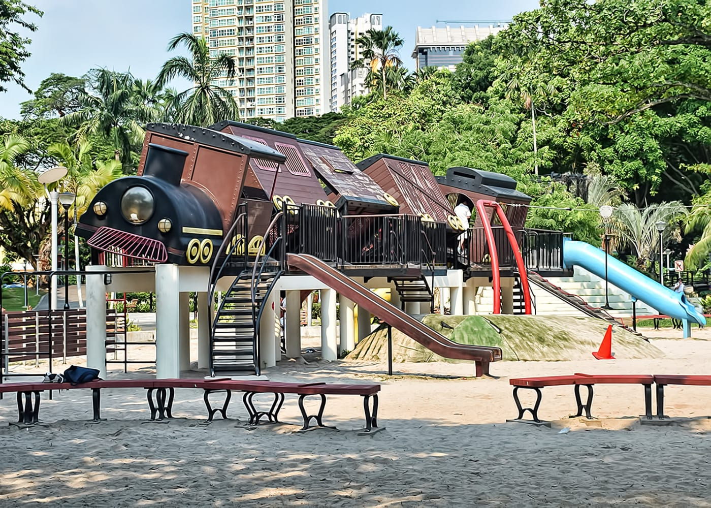 tiong bahru playground park | Best playgrounds and parks in Singapore for kids of all ages