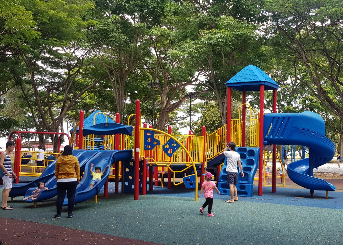west coast park best for kids in singapore