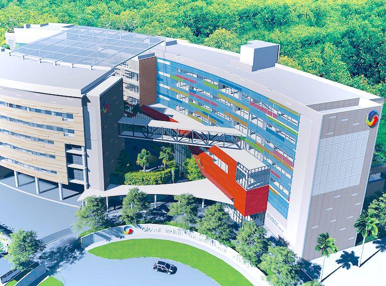 GIIS SMART Campus Schools on the move Honeykids Asia Singapore