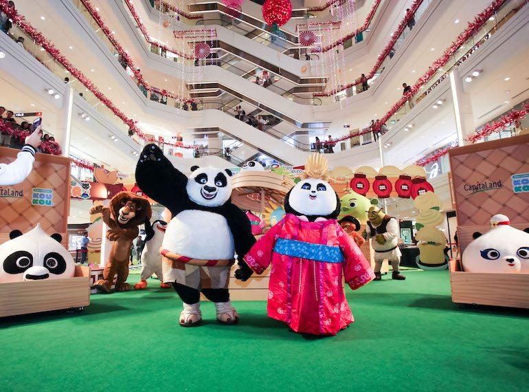DreamWorks KouKou Festival at CapitaLand Honeykids Asia Singapore