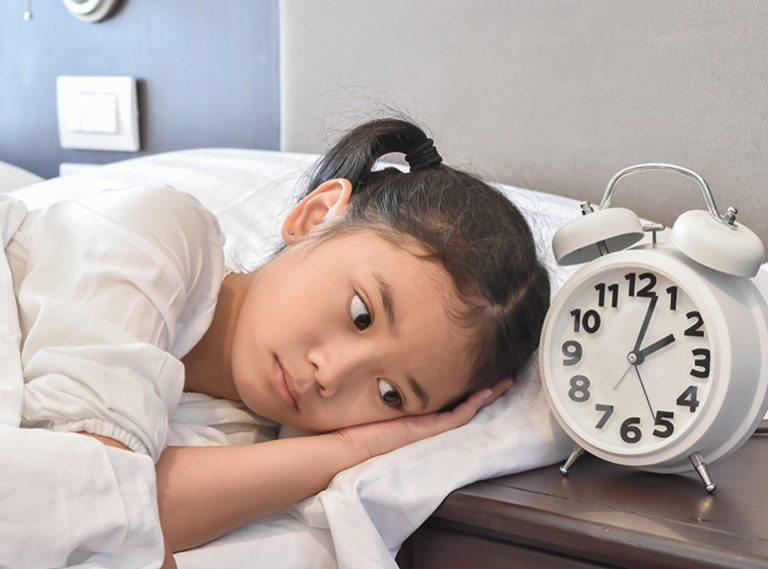 Sleep disorders in children | Night terrors and obstructive sleep apnoea