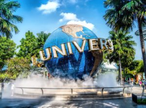 Universal Studio Singapore Honeykids Asia Singapore