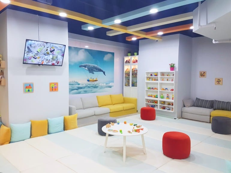 joy-of-toys Soft play areas for babies Honeykids Asia Singapore