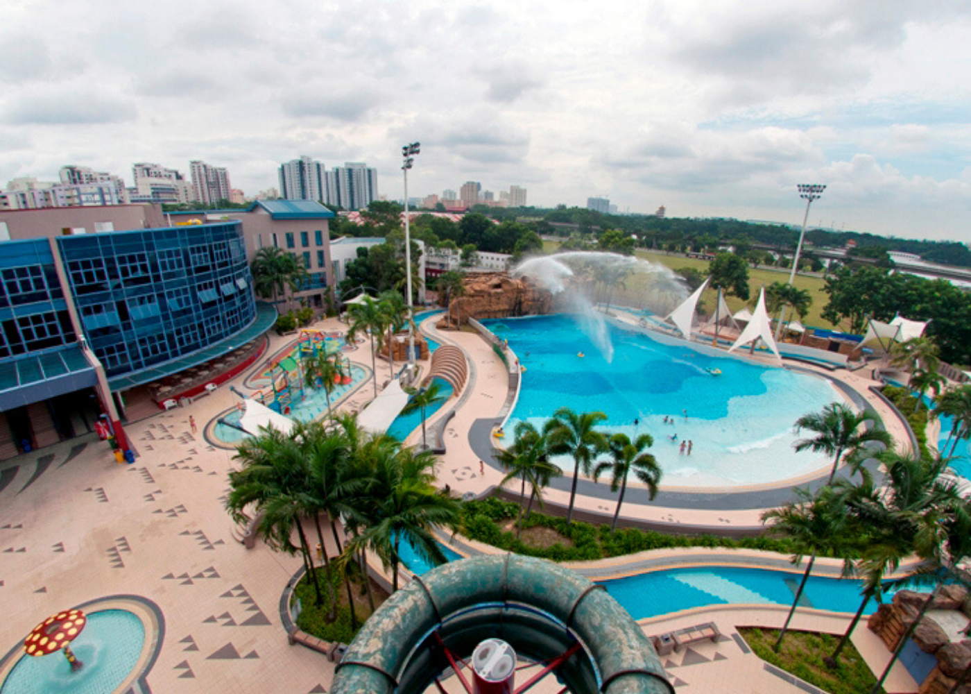Jurong East Swimming Complex | Best public swimming pools in Singapore
