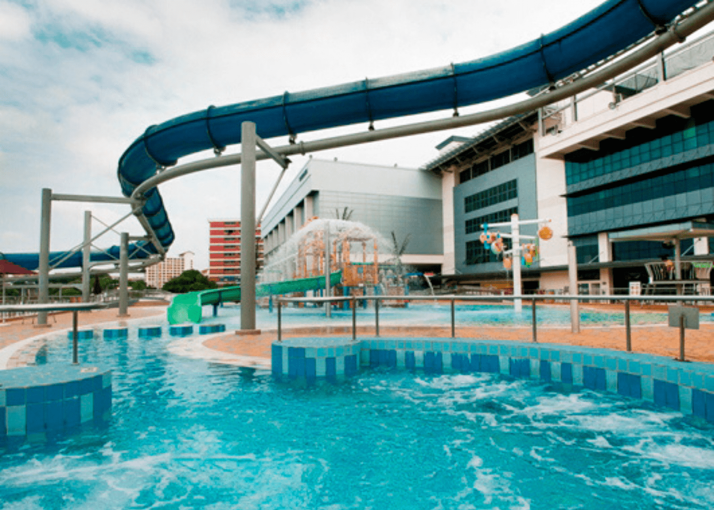 Jurong West Swimming Complex | Best public swimming pools in Singapore