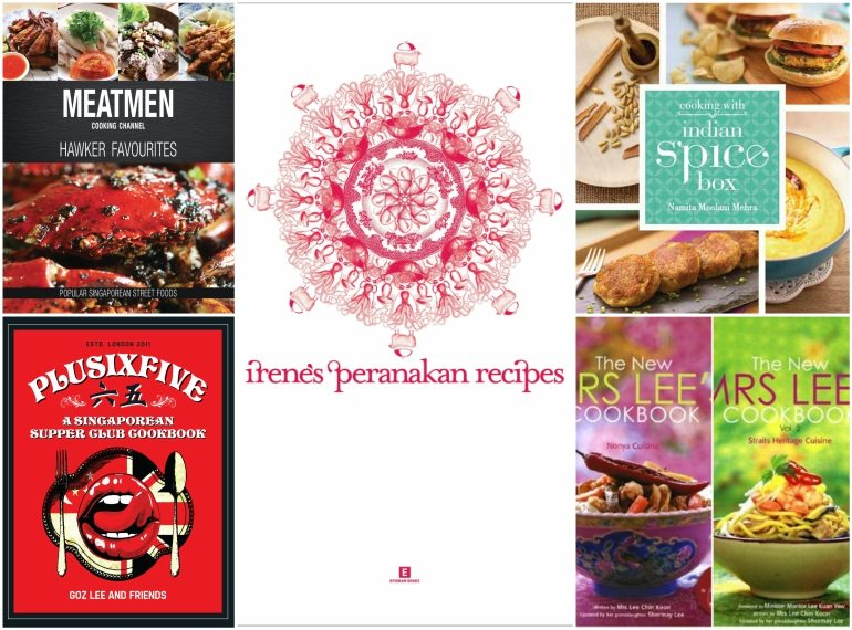 From curry to zhi charcooking books with authentic singaporean recipes local recipe books honeykids asia singapore forumfinder Image collections