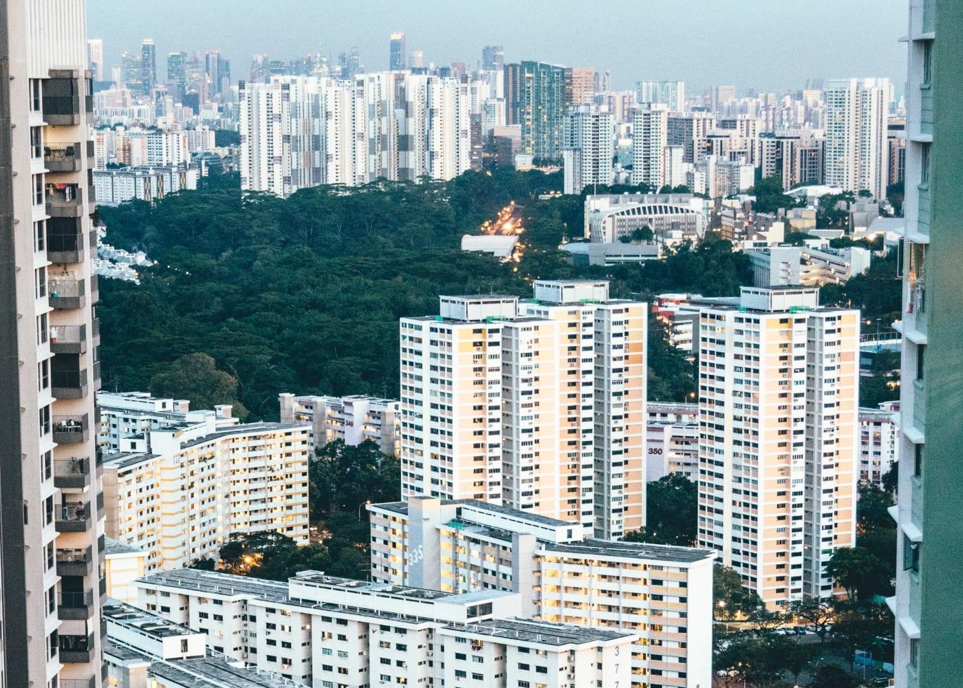 condos in singapore
