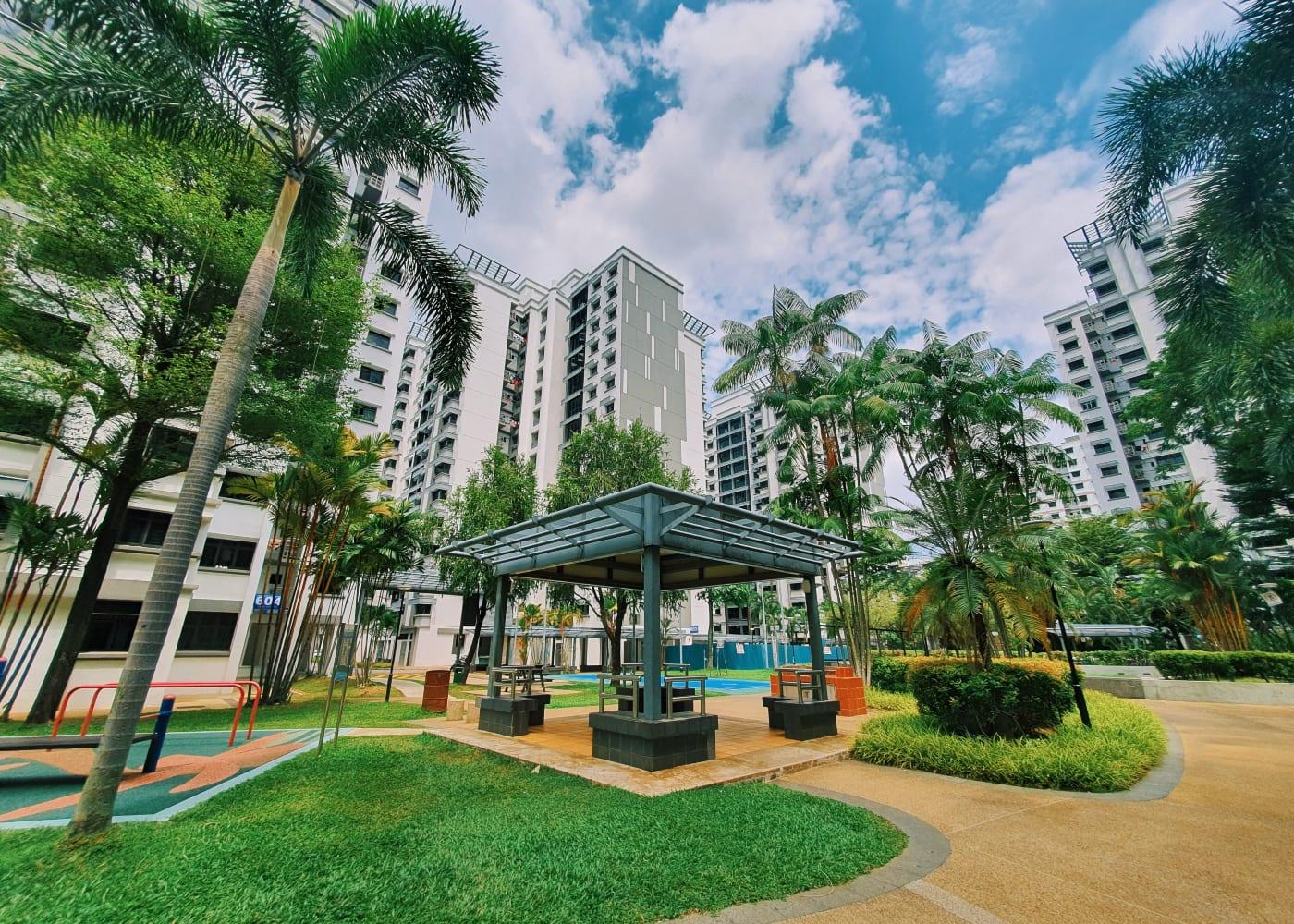 condo or house singapore