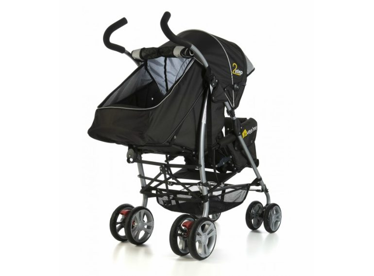 Double Strollers vee bee Honeykids Asia Singapore