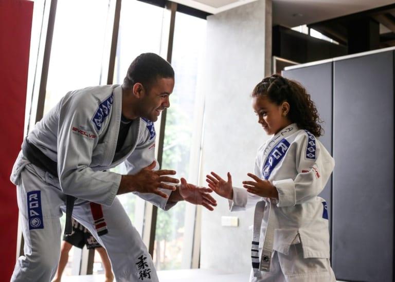 Martial arts classes for kids in Singapore: BJJ, Taekwondo, Tai Chi, Capoeira, Aikido, Muay Thai and more
