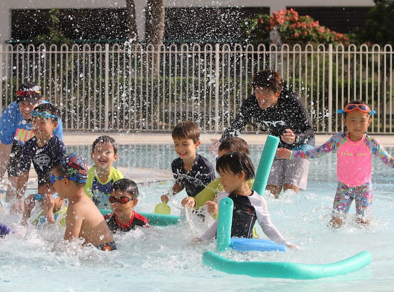 CIS-swim-camp summer camps 2018 Honeykids Asia Singapore